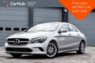 Used 2018 Mercedes-Benz CLA-Class 250|Sunroof|Nav|Power&Memory_Driver_seat|Backup_Cam| for sale in Thornhill, ON