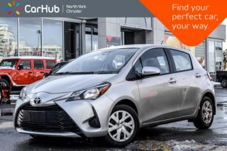 Used 2019 Toyota Yaris Hatchback LE|5-Speed.Manual|Backup_Cam|Bluetooth|Lane.Depart.Warning| for sale in Thornhill, ON