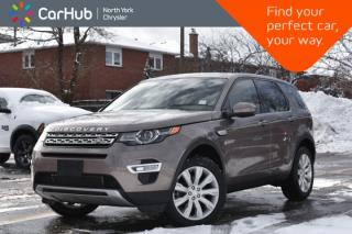Used 2016 Land Rover Discovery Sport HSE LUXURY|Pano_Sunroof|Navi|Backup.Cam|Heat.Frnt.Seat for sale in Thornhill, ON
