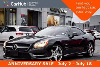 Used 2015 Mercedes-Benz SL-Class SL 550 AMG Styling Driving KeyLess Packages Adaptive Cruise Navigation for sale in Thornhill, ON