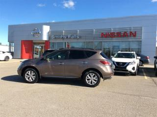 Used 2014 Nissan Murano SL AWD CVT for sale in Smiths Falls, ON