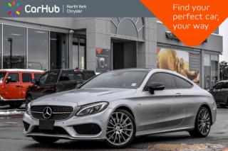 Used 2017 Mercedes-Benz C-Class AMG C 43|Memory.Parking.KeyLess.Pkgs|Pano_Sunroof|Navi| for sale in Thornhill, ON