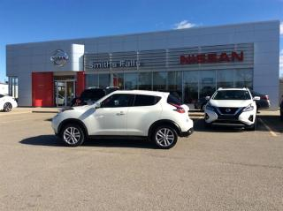 Used 2017 Nissan Juke SL AWD CVT for sale in Smiths Falls, ON