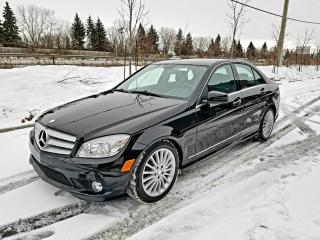 Used 2010 Mercedes-Benz C-Class *Financement 1ere 2e 3e chance au crédit for sale in St-Eustache, QC
