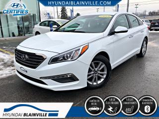 Used 2015 Hyundai Sonata GLS DÉMARREUR DISTANCE, CAMÉRA DE RECUL, for sale in Blainville, QC
