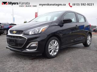 Used 2019 Chevrolet Spark LT  - Android Auto -  Apple CarPlay for sale in Kanata, ON
