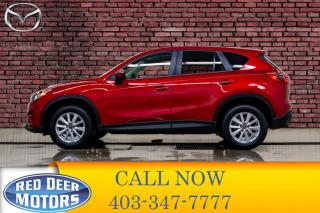 Used 2016 Mazda CX-5 AWD GS Leather Roof BCam for sale in Red Deer, AB