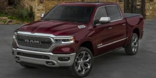 New 2020 RAM 1500 Limited Crew Cab EcoDiesel | Sunroof | Navigation | 12