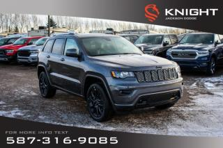 New 2020 Jeep Grand Cherokee Altitude for sale in Medicine Hat, AB