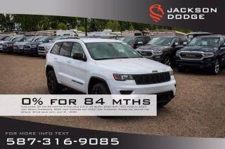 New 2020 Jeep Grand Cherokee Upland 4x4 V6 | Navigation | Remote Start | Leather for sale in Medicine Hat, AB