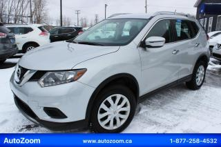 Used 2016 Nissan Rogue AWD 4dr S for sale in Laval, QC