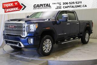 New 2020 GMC Sierra 2500 HD Denali for sale in Regina, SK