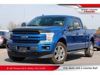 Used 2018 Ford F-150 - for sale in Whitby, ON