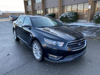 Used 2018 Ford Taurus Limited I NAVIGATION I BACK UP for sale in Toronto, ON