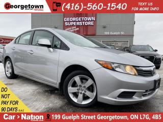 Used 2012 Honda Civic EX-L | NAVI | LEATHER | ROOF | HEATED SEATS | for sale in Georgetown, ON