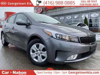 Used 2017 Kia Forte5 LX+ | ONE OWNER | B/U CAM. | HTD SEATS | WARRANTY for sale in Georgetown, ON