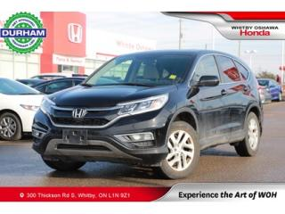 Used 2015 Honda CR-V AWD 5DR EX-L for sale in Whitby, ON