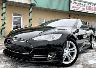 Used 2015 Tesla Model S MODEL S|| CERTIFIED||AWD||85D!! for sale in Bolton, ON