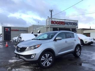Used 2013 Kia Sportage EX - HTD SEATS - BLUETOOTH for sale in Oakville, ON