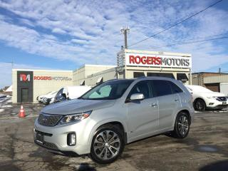 Used 2014 Kia Sorento - 2.99% Financing | 6 Months Deferral - SX V6 GDI AWD - NAVI - PANO ROOF - LEATHER for sale in Oakville, ON