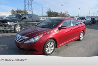 Used 2014 Hyundai Sonata GLS sieges et volant chauffants for sale in St-Rémi, QC