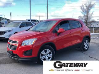 Used 2016 Chevrolet Trax LS for sale in Brampton, ON