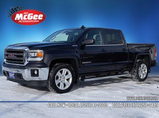 Used 2015 GMC Sierra 1500 SLE Crew 4X4 for sale in Peterborough, ON