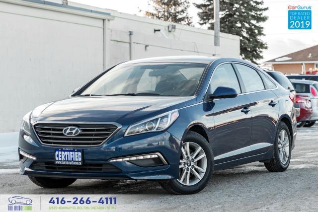 2017 Hyundai Sonata Clean Carfax|Factory Warranty|Htd Seats|Htd Wheel
