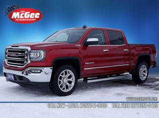 Used 2018 GMC Sierra 1500 SLT for sale in Peterborough, ON