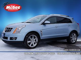Used 2011 Cadillac SRX Performance AWD - 2.8L V6 Turbo for sale in Peterborough, ON