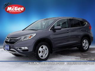 Used 2016 Honda CR-V EX for sale in Peterborough, ON