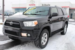 Used 2013 Toyota 4Runner SR5 4WD V6 for sale in St-Basile-le-Grand, QC