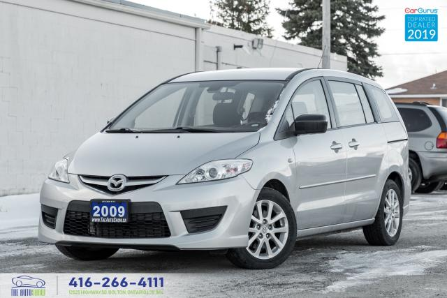 2009 Mazda MAZDA5 1 Owner|Clean Carfax|Power Windows|Power Locks