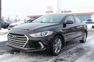 Used 2017 Hyundai Elantra GL BANCS CHAUFFANTS MAGS CAMÉRA DE RECUL for sale in St-Basile-le-Grand, QC