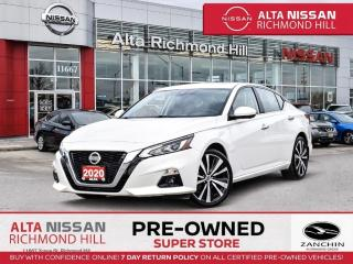 Used 2020 Nissan Altima Plat   360CAM   Propilot   Navi   Bose   Leather for sale in Richmond Hill, ON