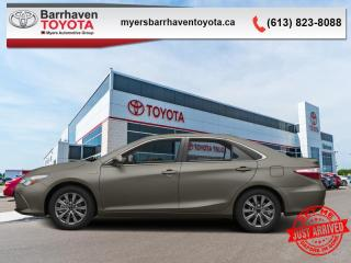 Used 2015 Toyota Camry HYBRID XLE  - Navigation -  Sunroof - $142 B/W for sale in Ottawa, ON