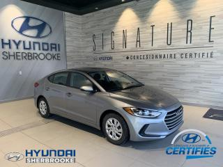 Used 2017 Hyundai Elantra BAS KILO! LE+A/C+BANCS CHAUFF+BLUETOOTH for sale in Sherbrooke, QC