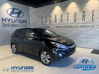 Used 2015 Hyundai Tucson LIMITED+AWD+GPS+CAMERA+CUIR+TOIT PANO for sale in Sherbrooke, QC