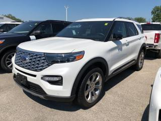 New 2020 Ford Explorer Platinum- for sale in Chatham, ON