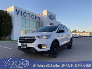Used 2017 Ford Escape SE, 4WD, SPORT, PARTIAL LEATHER, KEYLESS ENTRY for sale in Chatham, ON