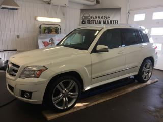 Used 2011 Mercedes-Benz GLK-Class GLK 350 for sale in Drummondville, QC