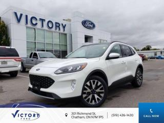 New 2020 Ford Escape SEL for sale in Chatham, ON