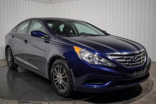 Used 2013 Hyundai Sonata Gl A/c Bluetooth for sale in St-Hubert, QC
