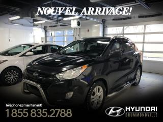 Used 2012 Hyundai Tucson GLS AWD + GARANTIE + MAGS + CUIR !! for sale in Drummondville, QC