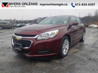 Used 2016 Chevrolet Malibu Limited LT for sale in Orleans, ON