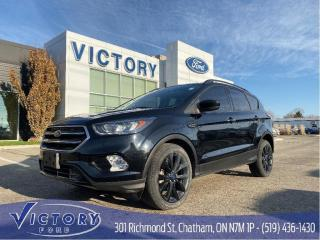 Used 2017 Ford Escape SE, Navigation, Sport Appearance, Leather for sale in Chatham, ON