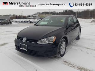 Used 2017 Volkswagen Golf COMFORTLINE for sale in Orleans, ON
