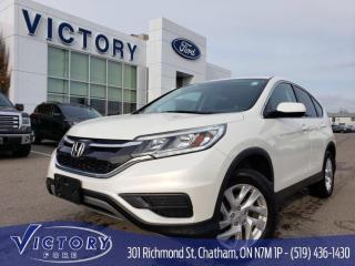 Used 2015 Honda CR-V SE, Heated Seats for sale in Chatham, ON