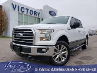 Used 2017 Ford F-150 XLT, Heated Seats, Navigation for sale in Chatham, ON