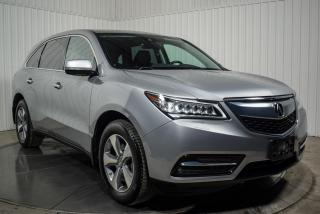 Used 2016 Acura MDX AWD CUIR TOIT MAGS for sale in St-Hubert, QC